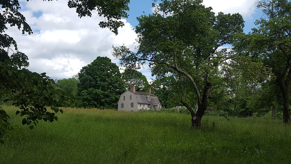 "The ""Old Manse"" - William Emerson House, Concord, MA"