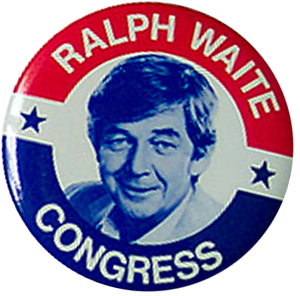 Ralph Waite Congress