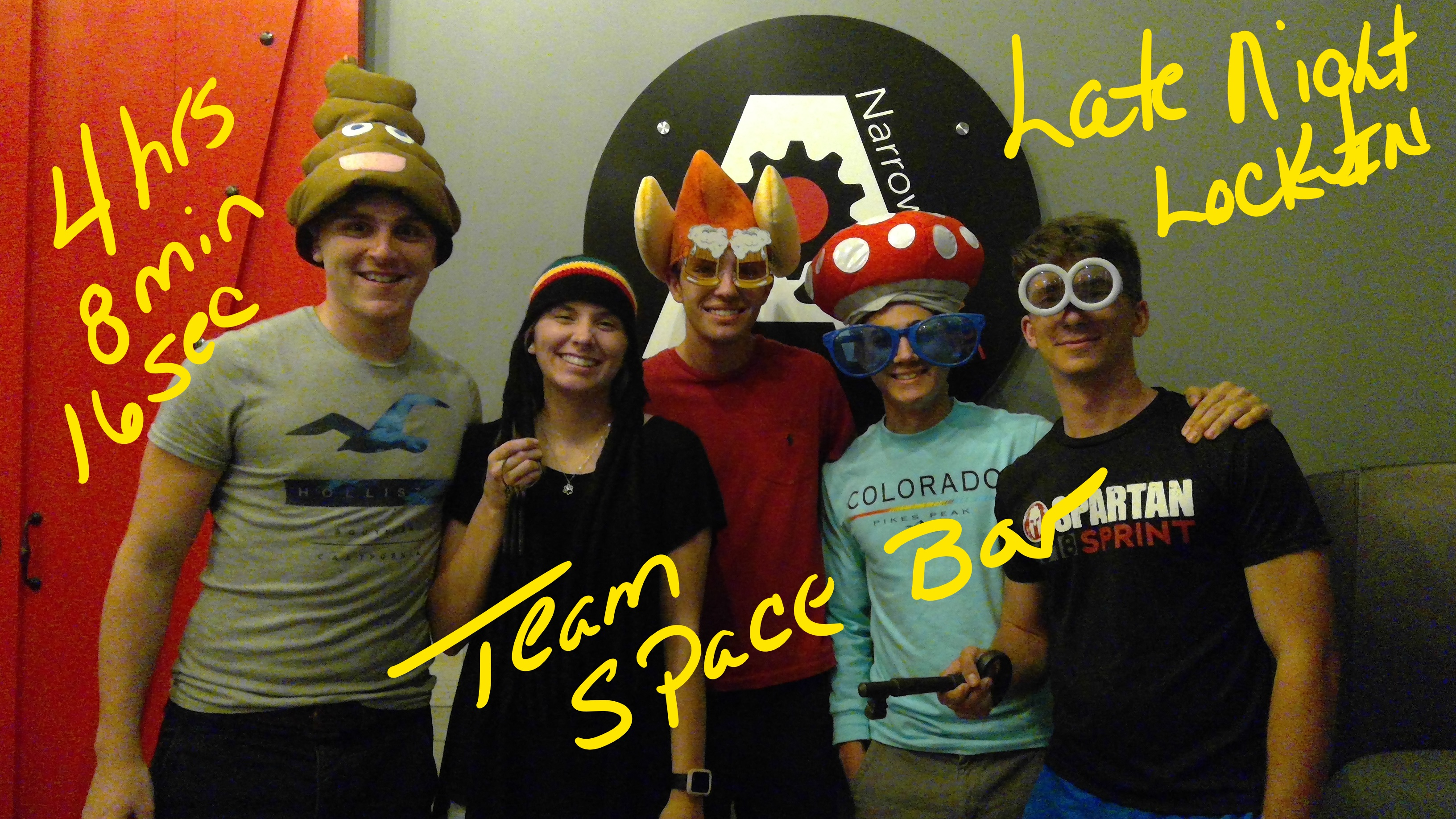 Team Space Bar