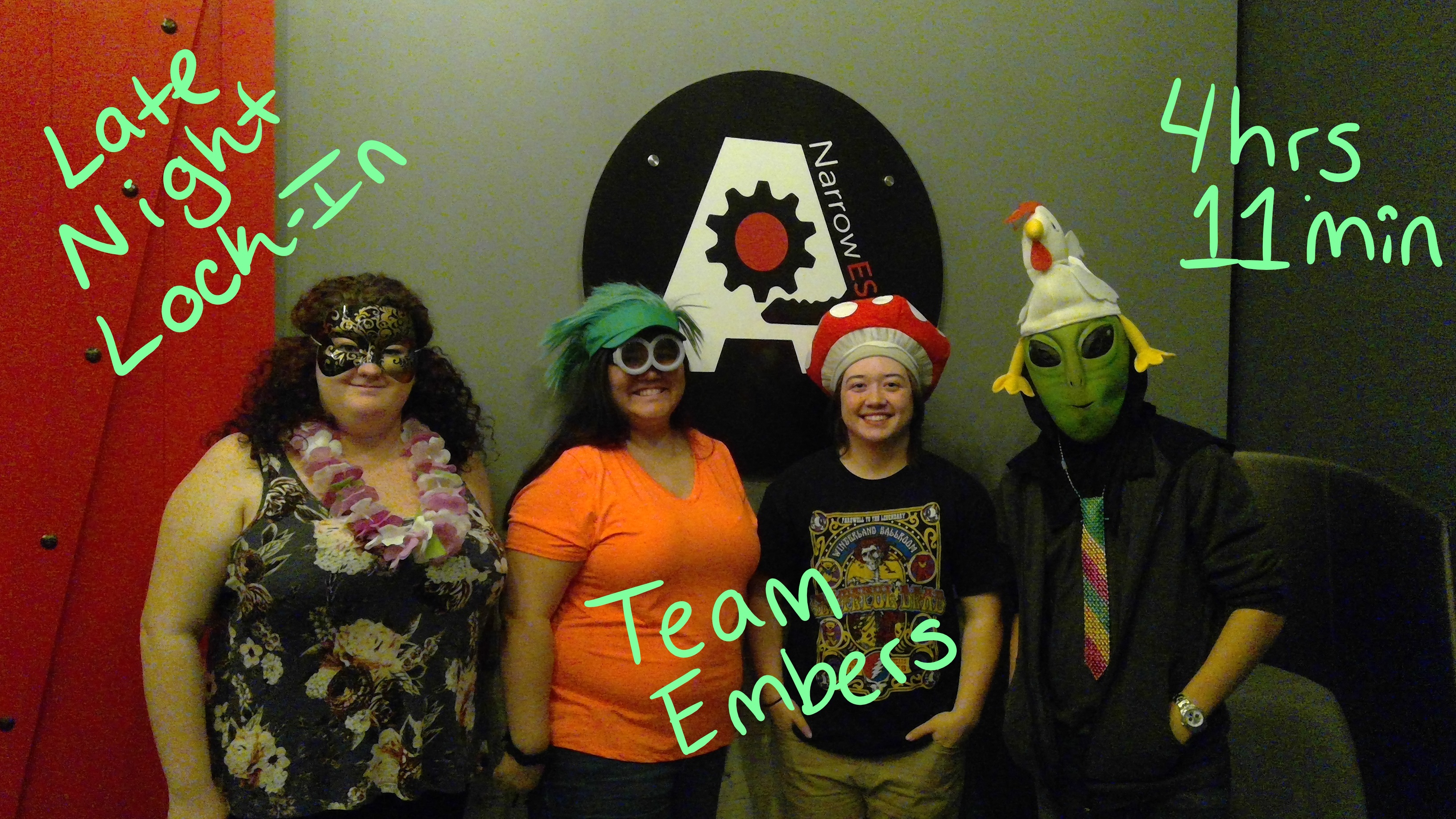 Team Embers