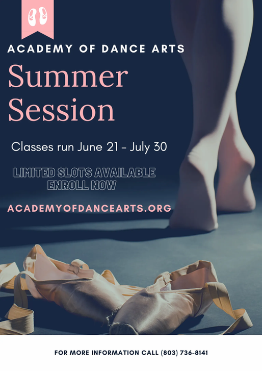 Summer Session June 21 - July 30
