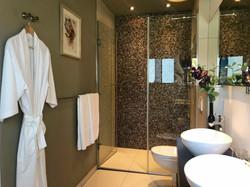 Superior Room Bathroom Walk in Shower Lu