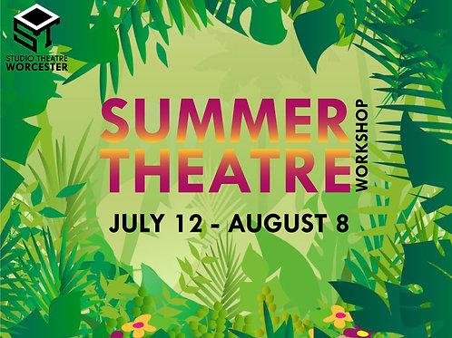 Summer Children's Theatre Workshop Registration Deposit