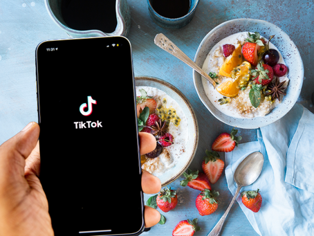 TikTok in numbers and how to use it for food advertising