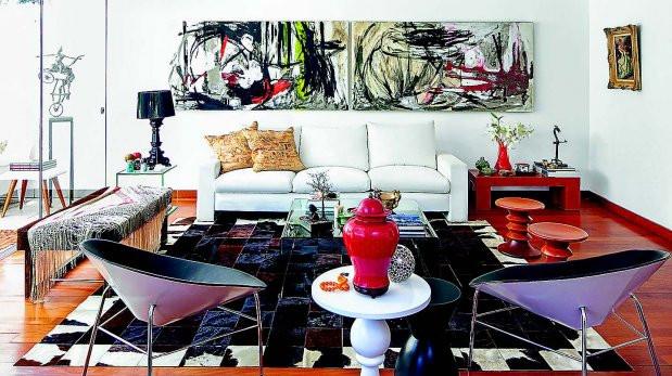 Exceso de decoracion - ambientes decorativos - cortinas y persianas