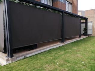 Cortinas para exteriores, una solución ideal para jardines y terrazas