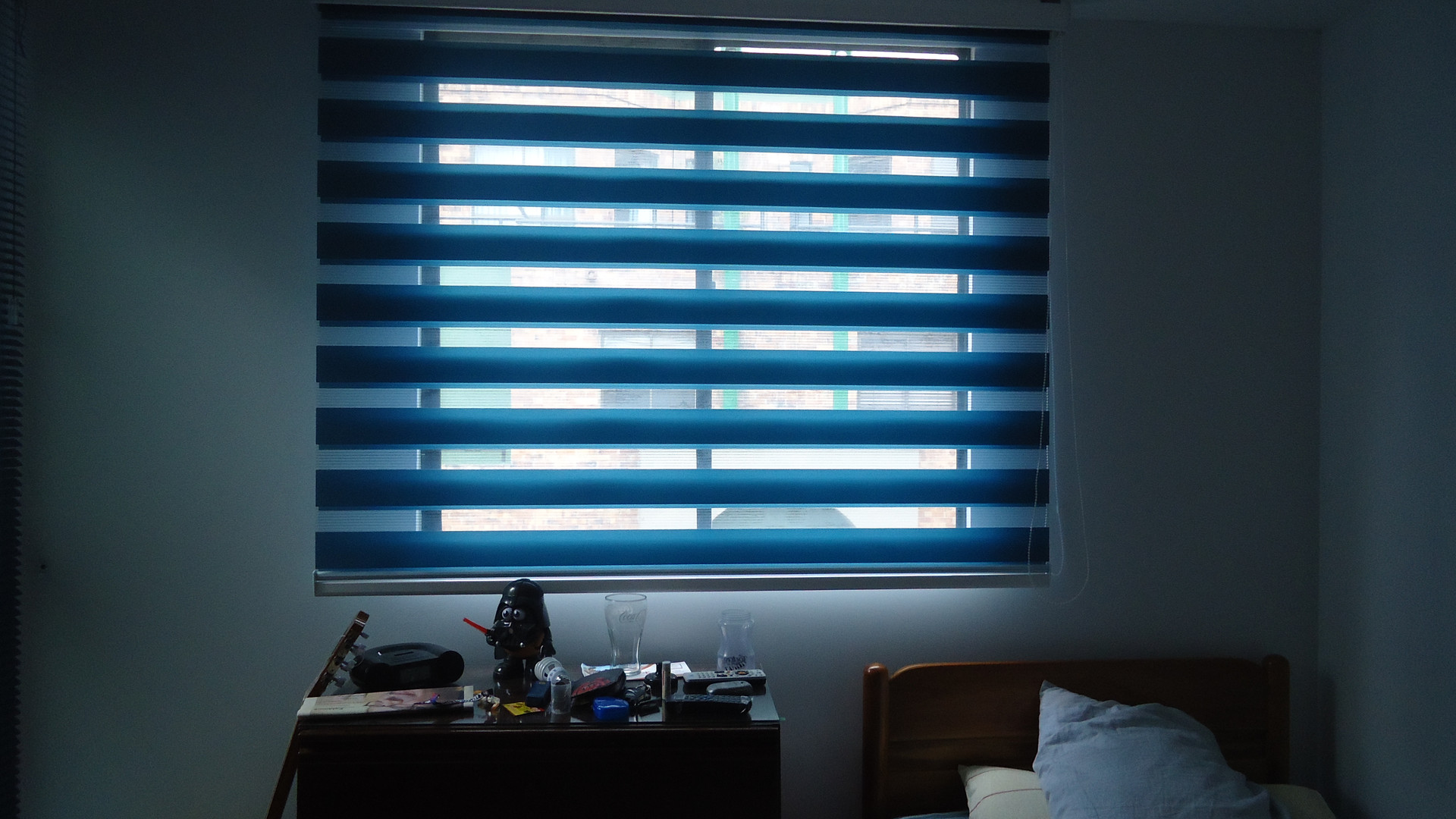 Cortina Sheer Azul.JPG