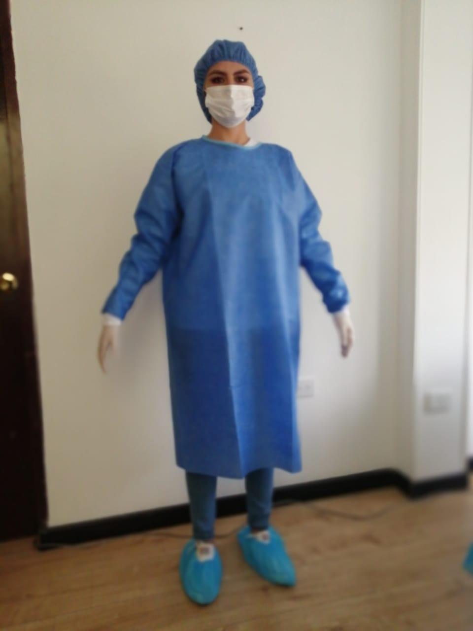 Batas Quirúrgicas Sms