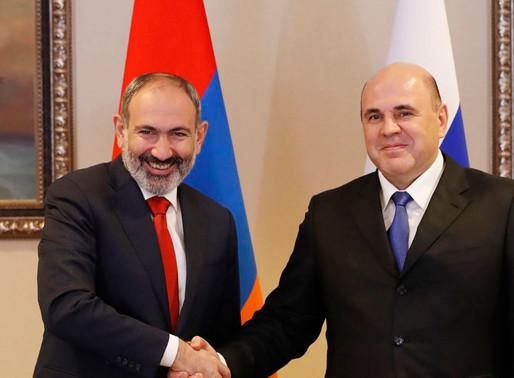 Հայաստանի դաշնակիցները Մոսկվայում