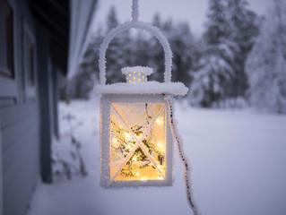 冬の間のエネルギー不足の解消法