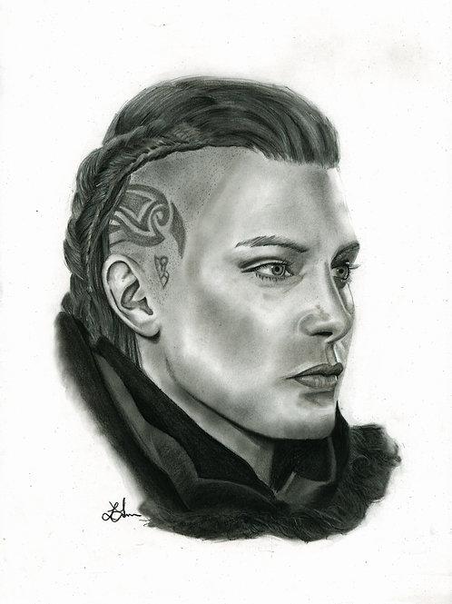 A5 Print  - Eivor (Female) (Assassin's Creed Valhalla)