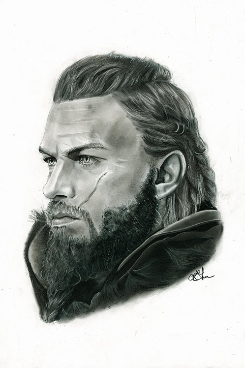 A5 Print  - Eivor (Male) (Assassin's Creed Valhalla)