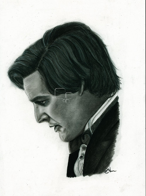 A5 Print  - Pedro Pascal (Maxwell Lord - WW84)