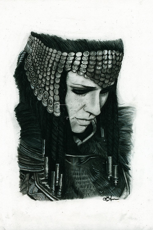 A5 Print  - Amunet (Assassin's Creed Origins)