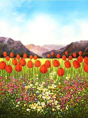 """Hidden Splendor"", by Mario"