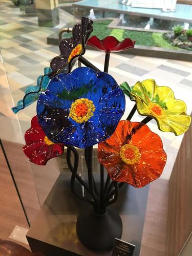 9-Flower Bouquet (closeup)