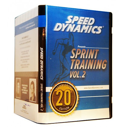 Sprint Training Volume 2