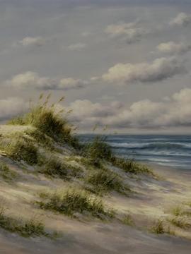 Untitled beachside landscape