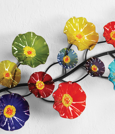 Wall Vine (13 flowers)