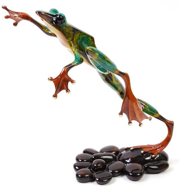 """Leapfrog"", by Frogman"