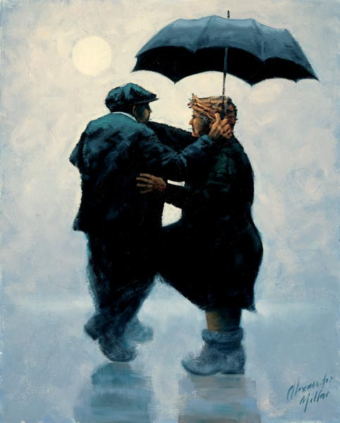 """Moonlight Shenanigans"", by Alexander Millar"