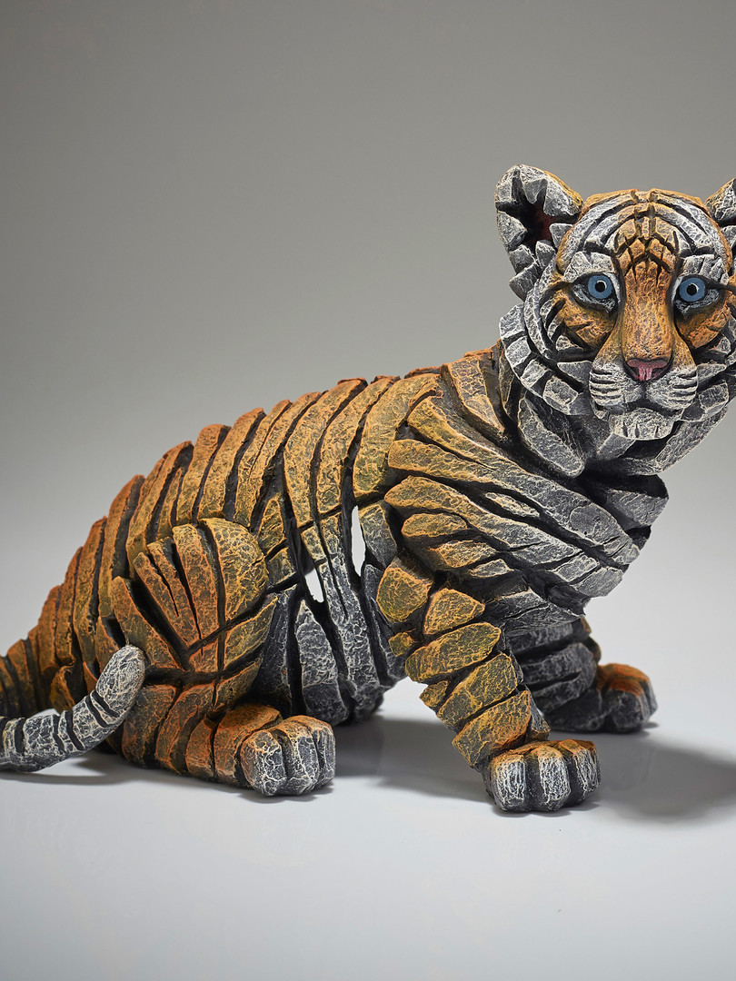 Tiger Cub, by Buckley