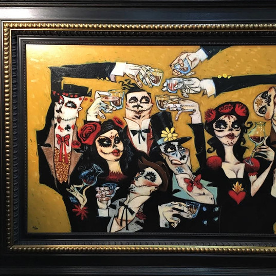 """""""Dead Man's Party"""", by Todd White"""