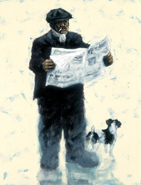 """The Racing Post"", by Alexander Millar"