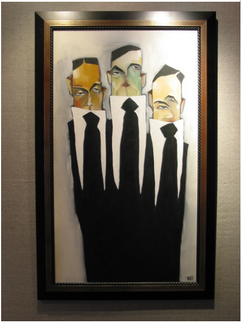 """""""3 Honest Lawyers"""", by Todd White"""