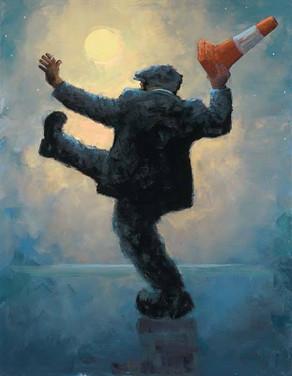 """Gimme the Moonlight"" original, by Millar"