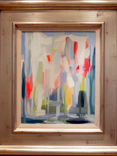 Untitled Abstract, by Cox