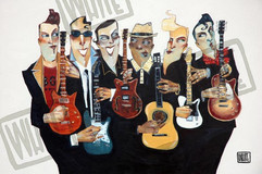 """""""Six-String"""", by Todd White"""