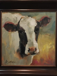 """Cow"" (large), by Simonini"