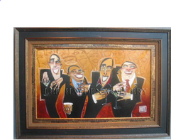 """""""All My Rowdy Friends"""", by Todd White"""