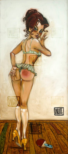 """""""Bad Girl"""", by Todd White"""