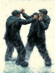 """Marquis of Queensbury Rules"", by Alexander Millar"