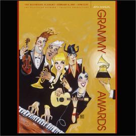 """""""Grammy"""" (2007 Remarque), by Todd White"""