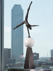 """Acrobat One-Arm Balance"""