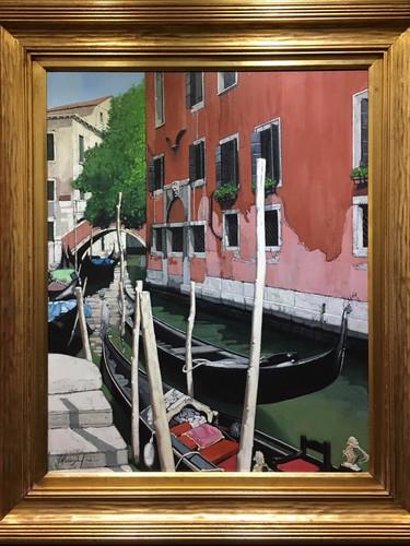 """""""Winding Canal"""", by Yi Fu Zhao"""