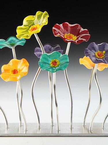 Small Garden Centerpiece (10 flowers)