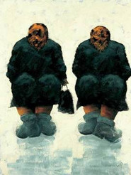 """Cheeky Girls"", by Alexander Millar"