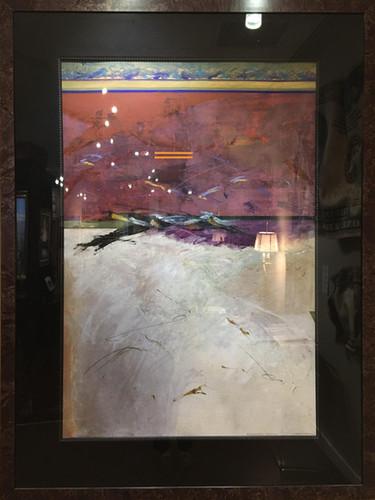 """Aggregate Series"", by Baughman"