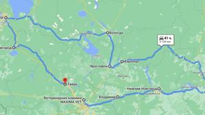 Мобильный госпиталь едет до Казани, а затем на Санкт-Петербург!