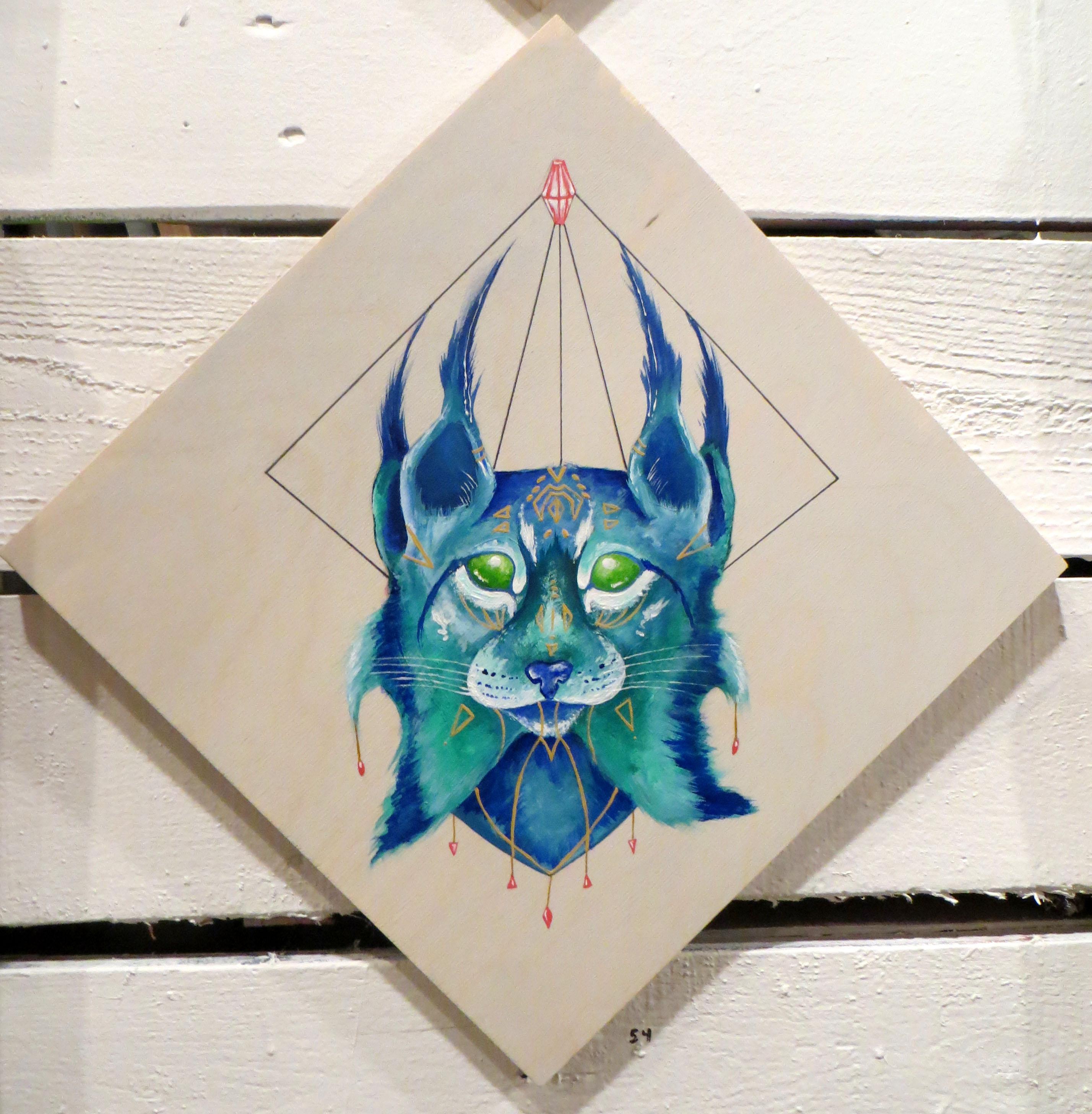 Sacred Animal (Lynx)