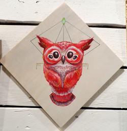 Sacred Animal (Owl)