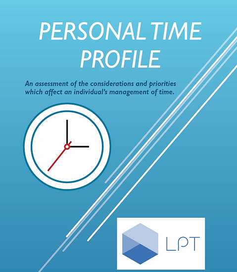 Online Personal Time Profile