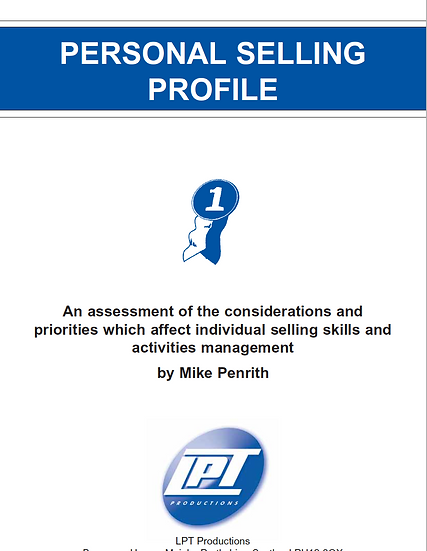 Personal Selling Profile