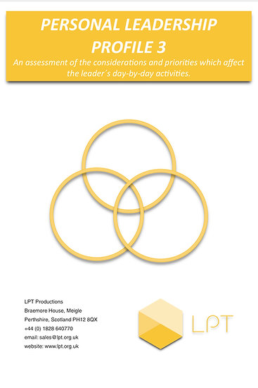 Action Centred Leadership Profile 3
