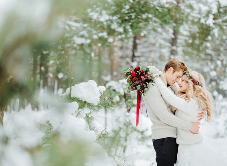 Winter Weddings: Why You Should Consider Having Your Nuptials During Wintertime.