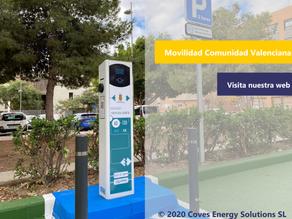 [Ayudas] Plan de Impulso a la Movilidad Eléctrica en la Comunidad Valenciana